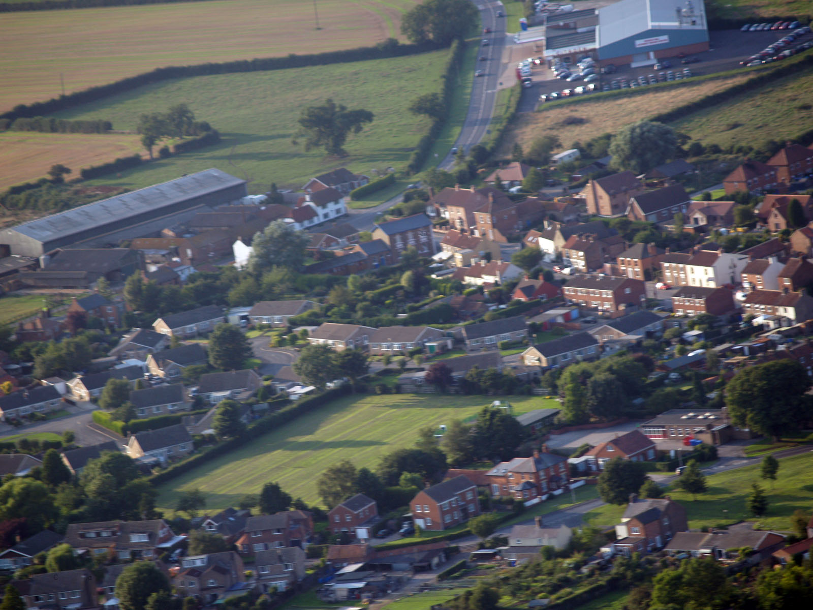 Williamsfield Aerial Photography